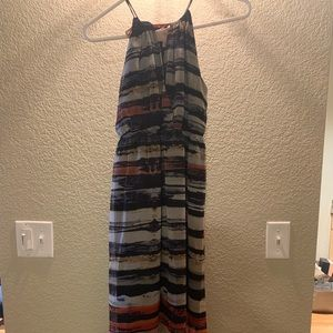 NWOT Romeo and Juliet Couture Maxi Dress Sz M